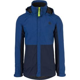 AGU Section Chaqueta para lluvia Hombre, azul